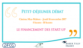 financement des start-up